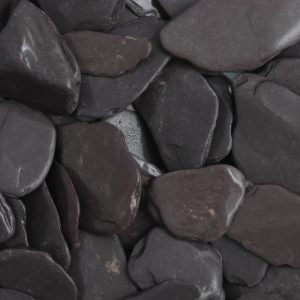 Blue Slate Paddlestones 50-100mm Wet