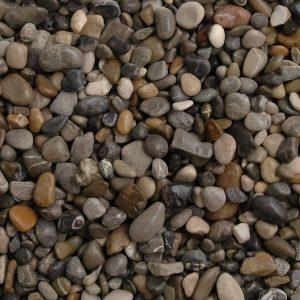 Dove Grey Pebbles 8-16mm Wet