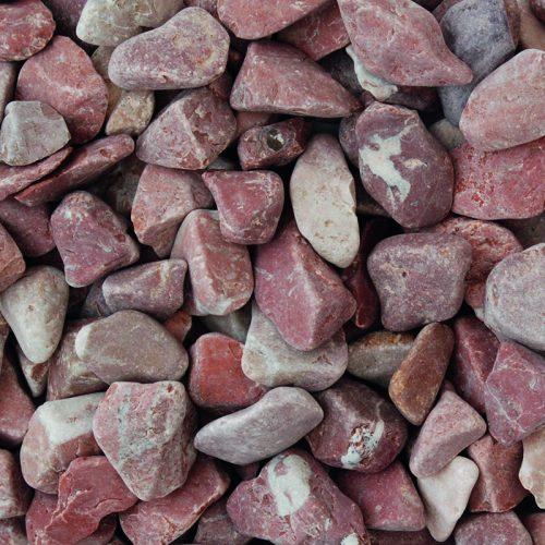 Raspberry Blush Pebbles Dry