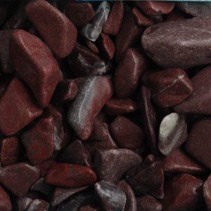 Red Laguna Pebbles 15-20mm Wet