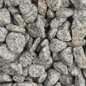 Silver Grey Pebbles 20-40mm Dry